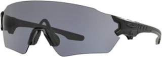 Oakley Industrial Tombstone Spoil Matte Black - Taktiske briller - Grey