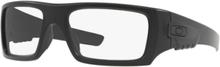 Oakley Industrial Det Cord Matte Black - Taktiske briller - Clear