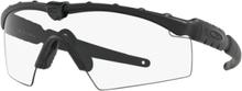 Oakley Industrial M Frame 2.0 Matte Black - Taktiske briller - Clear