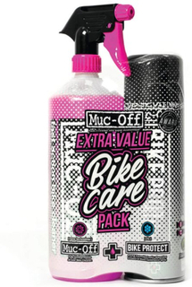 Bike Care Duo Kit, Rengöring