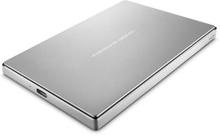 Lacie Porsche Design Ekstern harddisk USB-C 1 TB