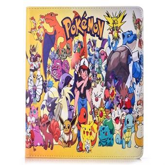 Pokemon etui til iPad 2/3/4 - Pokedex - Coolpriser