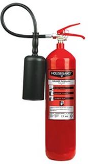 Housegard kulsyre brandslukker 5 kg