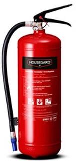 Housegard ildslukker 6 kg