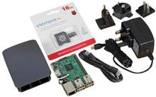 Raspberry Pi 3 Official Starter Kit - Black U:Create