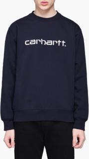 Carhartt - Carhartt Sweatshirt - Blå - S