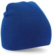 Beanie Knitted Hat Bright Royal