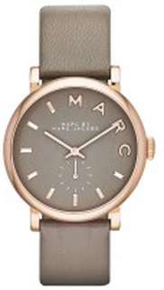 Marc by Marc Jacobs MBM1266 Brun/Läder Ø37 mm
