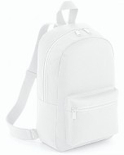 Mini Essential Fashion Backpack White