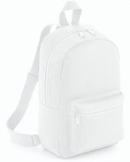 Mini Essential Fashion Backpack White