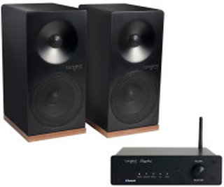 Ampster X4 Micro System Black