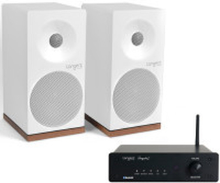 Ampster X4 Micro System White