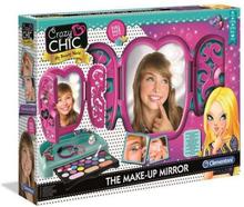 Makeup Sæt til Børn Clementoni Spiller Crazy Chic