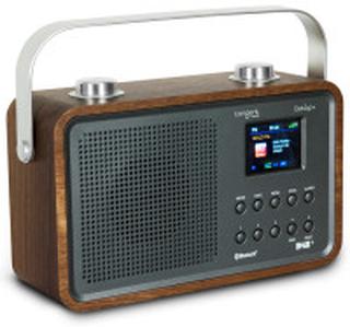 DAB2go+ Radio Walnut
