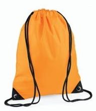 Premium Gymsac Flourescent Orange