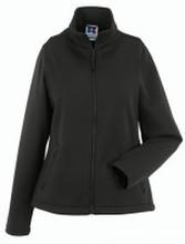Ladies Smart Soft Shell Jacket Black