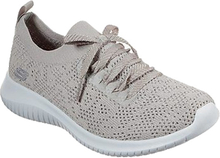 Skechers Womens Ultra Flex Taupe