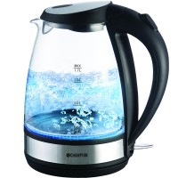 Vattenkokare Glas 1,7 l