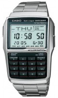 Casio DBC-32D-1AES Casio Collection Stål 50.4x37.4 mm
