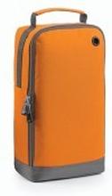 Athleisure Sports Shoe/Accessory Bag Orange