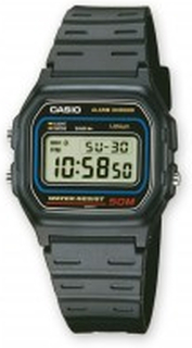 Casio W-59-1VQES Casio Collection Resinplast 37.1x33.6 mm