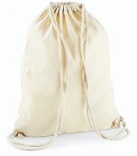 Cotton Gymsack Natural