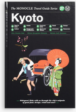 Gestalten Verlag - The Monocle Travel Guide: Kyoto - Multi - ONE SIZE