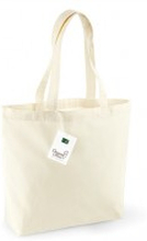 Organic Cotton Shopper Natural