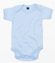 Baby Bodysuit Dusty Blue