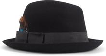 Ment Hat Kent Trilby Black