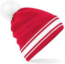 Stadium Beanie Classic Red/White