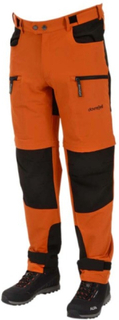 Dovrefjell Zip Off bukse, Sunset orange - Str. M