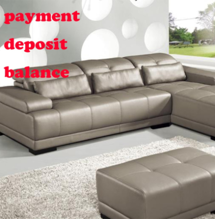 payment of pillows cushions leather swatches leather sample of living room sofa real genuine leather sofa home furniture used