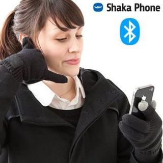 Shaka Phone Håndfrie Vanter