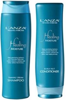 Healing Moisture Shampoo & conditioner