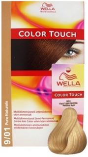 Color Touch 9/01 Very Light Blonde Natural Ash
