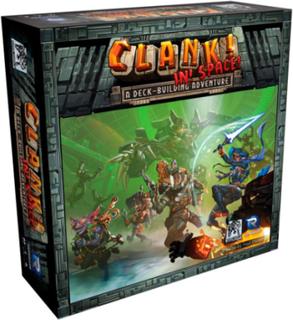 Clank In Space Brettspill