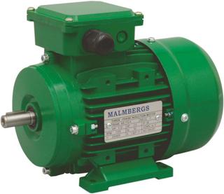 Elmotorer 2-pol IE1 B3 (0,55kW (0,75hk))