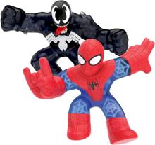 Marvel Hjältar Av Gegga Jit Zu Spiderman vs Venom