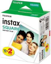 Instax Square Film 2-pack