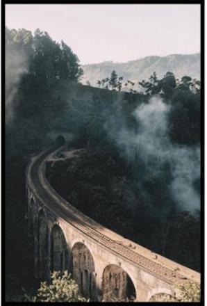 Bridge In The Sky Poster