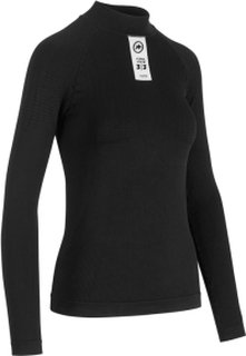 Assos Skinfoil Winter Base Layer - Svedundertrøje - L/Æ - Sort - Str. III