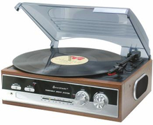 Soundmaster: Skivspelare PL186H