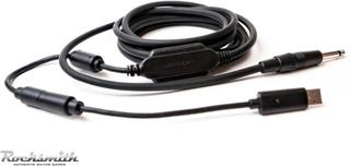 Ubisoft Rocksmith-cable jack-til-usb-kabel