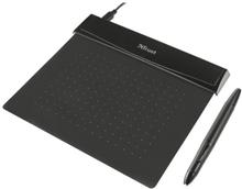 Trust Flex Design Tablet piirtoalusta - musta