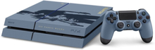 PlayStation 4 Uncharted Limited Edition 1TB Blå