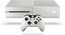 Xbox One 500GB Hvid