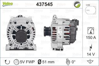Dynamo VALEO 437545