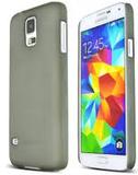 Frostat mobil skal i plast till samsung galaxy s5