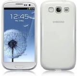Frostat mobil skal i plast till samsung galaxy s3